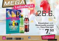 Mega LadiesNight: Mädelsabend