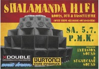 Roots, Dub & Bass Culture! With Shalamdandas selfmade Soundsystem!
