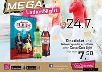 Mega LadiesNight: Monsieur Claude und seine Töchter