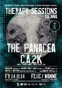 Therapy Sessions Vienna feat. The Panacea & C.A.2K