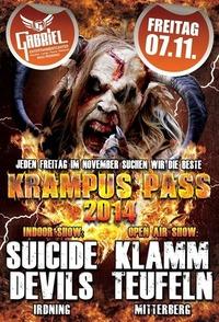 Suicide Devils & Kammteufeln Live