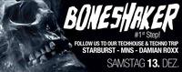 Boneshaker - 1st. Step