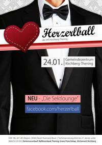 Herzerlball Kirchberg-Thening@Gemeindezentrum Kirchberg-Thening
