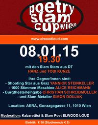 Poetry Slam Cup Wien