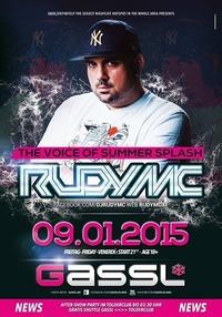 Special Guest: Rudymc Live