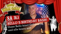 Bellos Birthday Bash