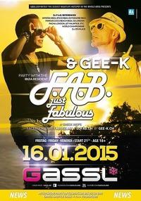 DJ F.A.B  GEE-K