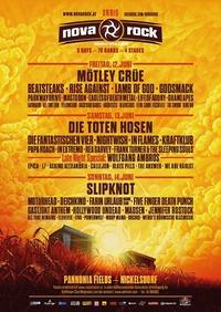 NOVA ROCK Festival 2015