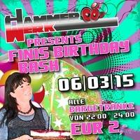 Finis Birthday Bash