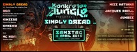 Konkrete Jungle Austria presents: Simply Dread
