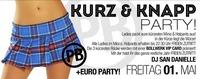 Pb - Kurz & Knapp Party