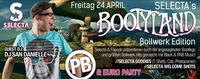 Selectas Bootyland Bollwerk Edition