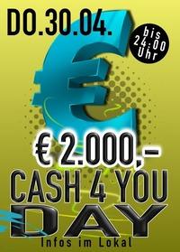 Cash 4 U Day