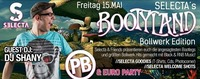 Selectas Bootyland Show mit Special Guest Dj Shany