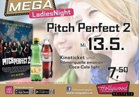 Mega LadiesNight - Pitch Perfect 2