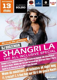 Shangri La - The all Inclusive Special