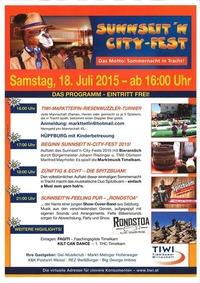 Sunnseitn City Fest 2015