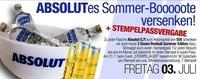 Absolutes Sommer-Boooooteversenken + Stempelpassvergabe