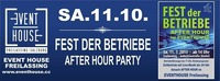 Fest der Betriebe - After Hour Party