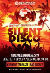 Silent Disco bei den Ausseer Sommernächten