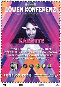 Löwen Konferenz 2015 feat. Karotte