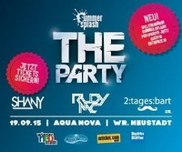 Summer Splash - The Party