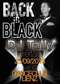 Back in Black - DJ Tally