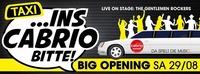 Cabrio Opening