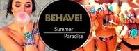 Behave - Summer Paradise