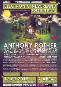 Electronic Neverland - Open Air Indoor Festival