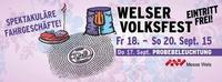 Weindorf Volksfest Wels