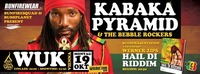 Kabaka Pyramid & The Bebbles Rockers