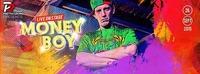 Money Boy live on Stage