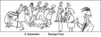 TuesdayClub - Bazinga Party