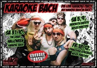 The hreat Halloween Karaoke Bash