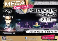 MEGA Konzertfilm: Roger Waters - The Wall
