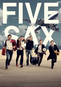 #firstclubintown FIVE SAX in CONCERT