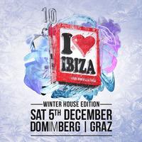 i love ibiza - winter house edition