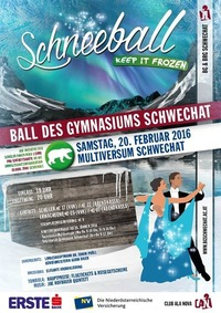 Schneeball - Keep it frozen (Ball des BG/BRG Schwechat)