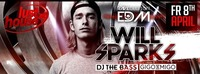 WILL SPARKS presented by RAVEolution EDM