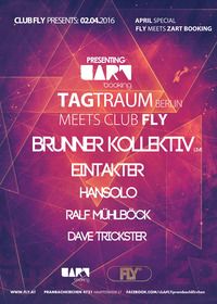 Club FLY meets Zart Booking (Berlin)