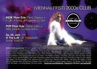 2000s Club mit A Life, A Song, A Cigarette DJ-Set!