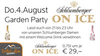 Garden Party - presented by Schlumberger On Ice