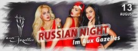 Russian Night im Aux Gazelles
