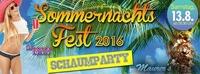 Maurer's Sommernachtsfest '16