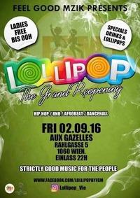 Lollipop Reopening