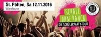 Schall OHNE RAUCH - Die Schülerparty Tour