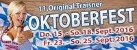 11. Original Traisner Oktoberfest