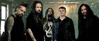 Korn, Heaven Shall Burn, Hellyeah - Vienna