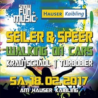 Seiler & Speer – Walking on cars – Krautschädl@Arena